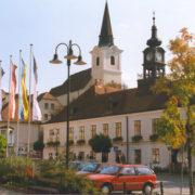 Hollabrunn Hauptplatz