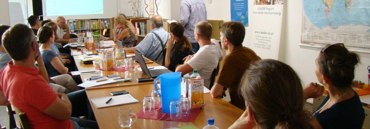 Crowdfunding Workshop in Hollabrunn